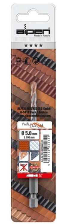 Wiertło widiowe do dachówek Profi-Dach 4,0mm